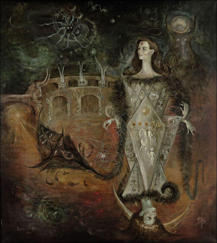 carrington-pintura